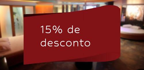15% ou 20% de desconto